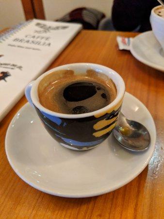 cafe corretto