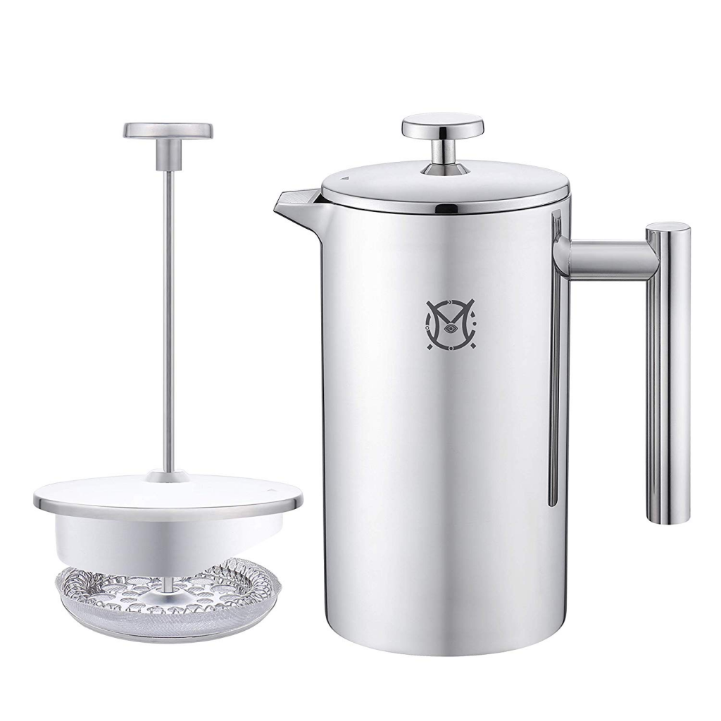 magicafe french press and plunger