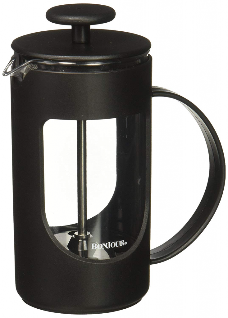 bonjour french press for hiking or travel
