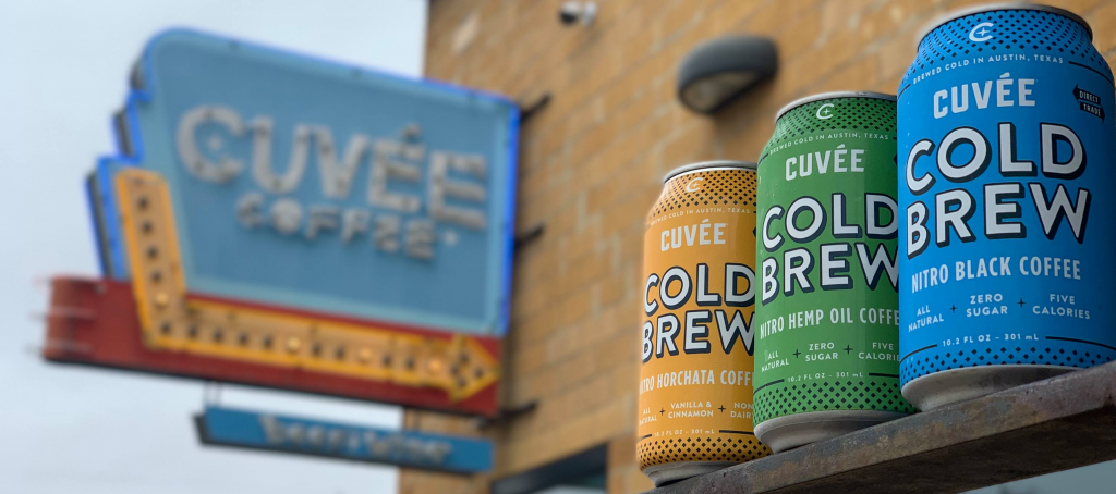 cuvee coffee is the home of nitro cold brew