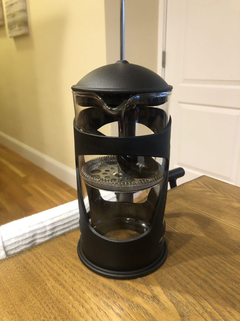 kona french press