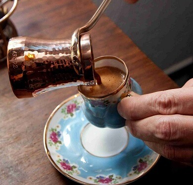 11 Turkish Coffee