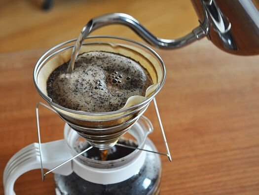 6 Pour Over Coffee