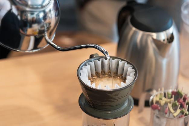 Drip-brewing