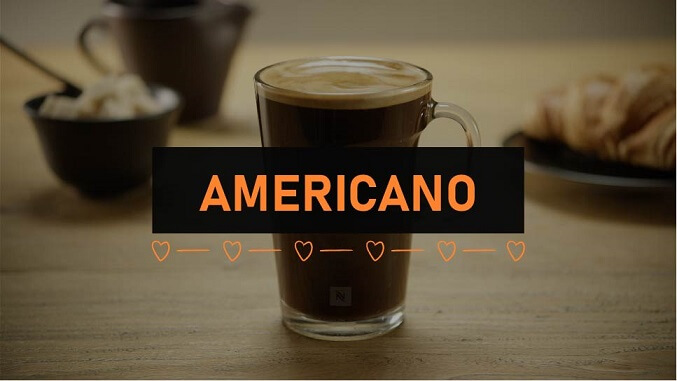 Types of Coffee Series -americano (1)