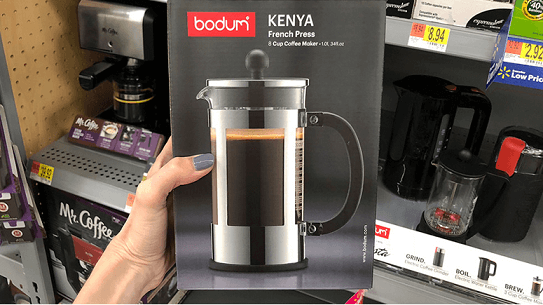 buying a french press