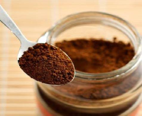 How is instant coffee made