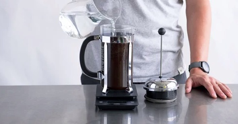 comparing french press to areopress