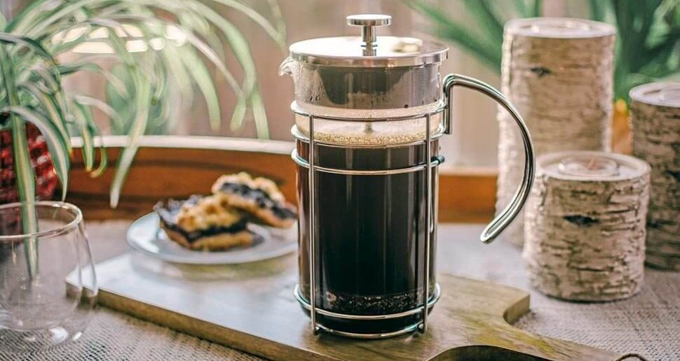 science behind french press coffee