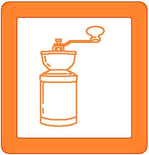 coffee beans grinder