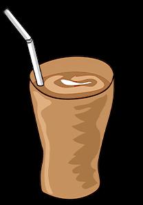 nitro foam in cup