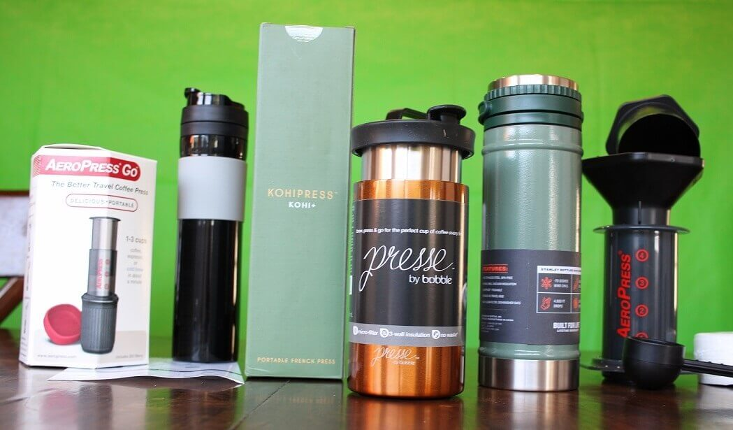 french press review