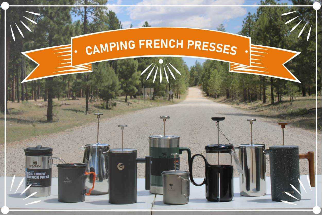 Camping French Presses main image