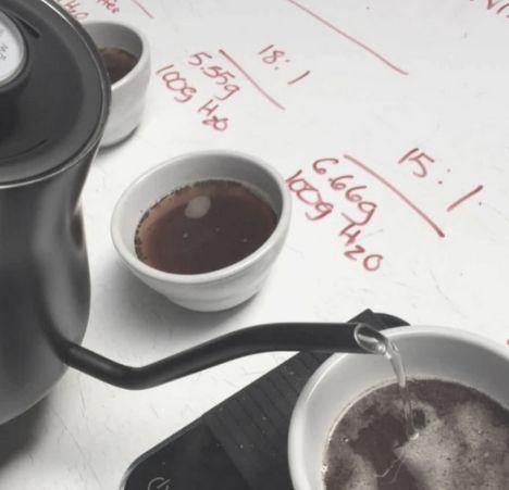 coffee ratios
