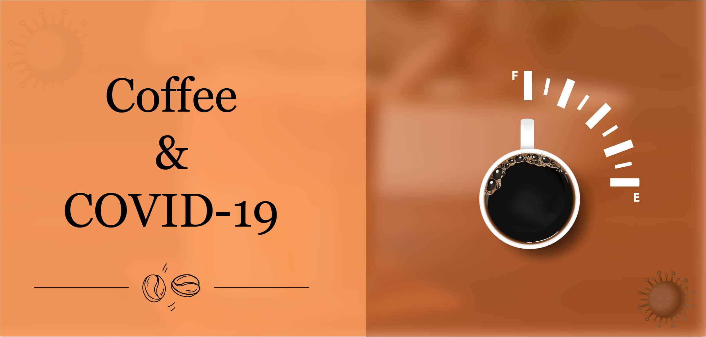 Coffee vs COVID-19