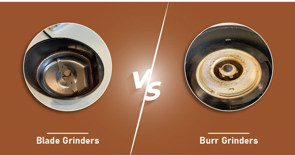 Blade Grinders vs. Burr Grinders comparison