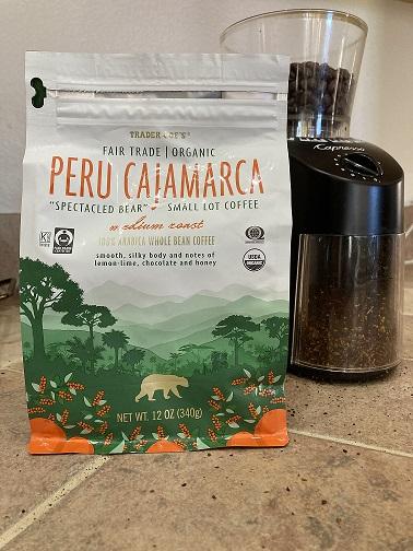 Peru_Cajamarca coffee