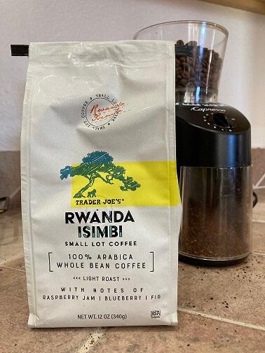 Rwanda Isimbi coffee