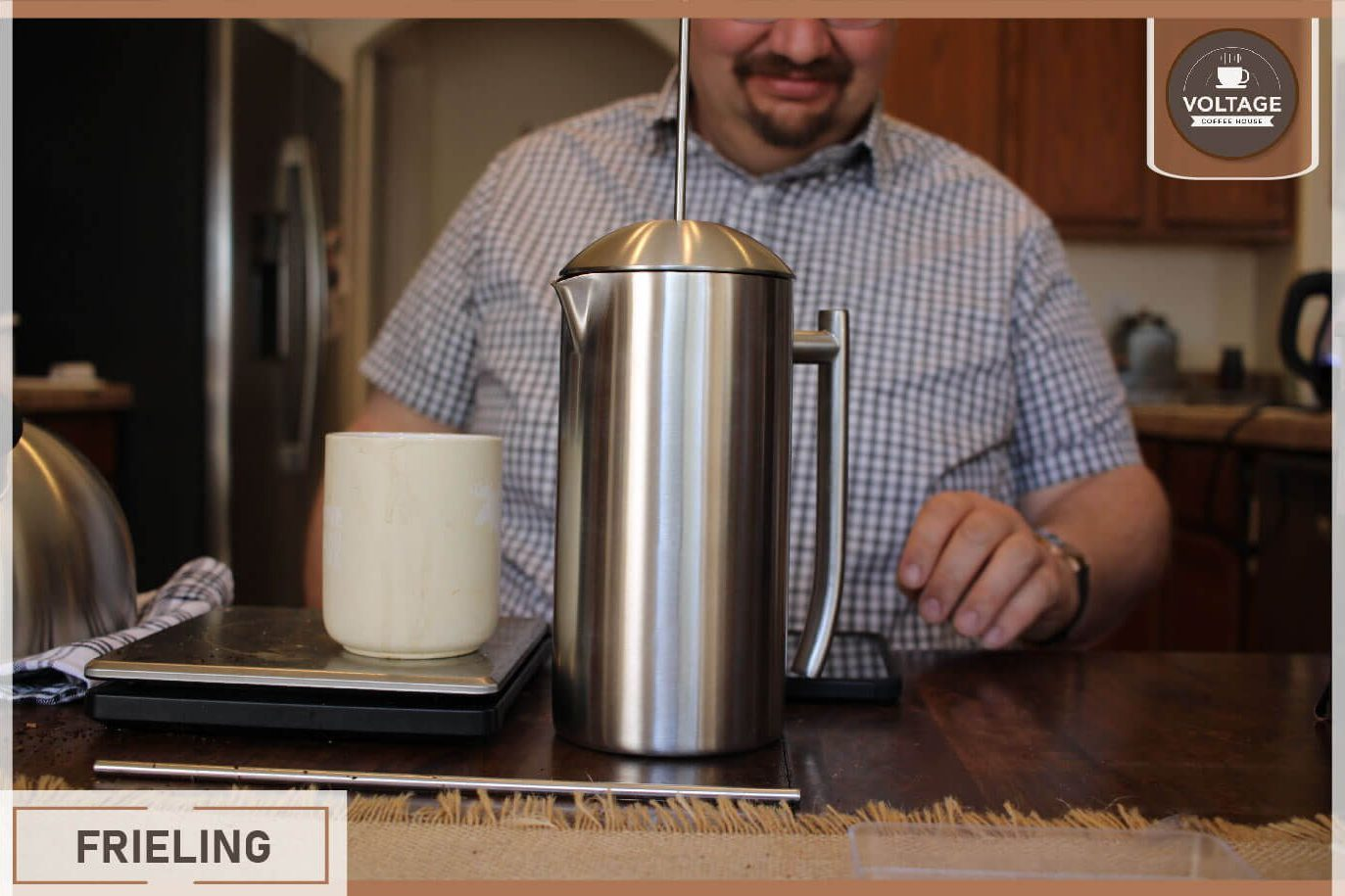 Frieling french press maker review