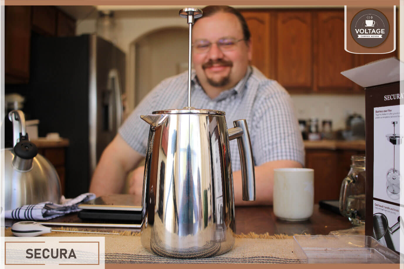 secura french press maker review