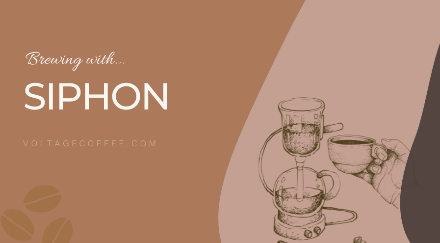 Siphon brewing method featured image
