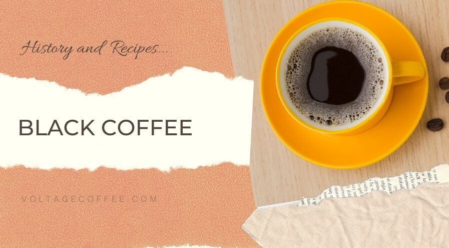 Black Eye coffee recipe and history featured image