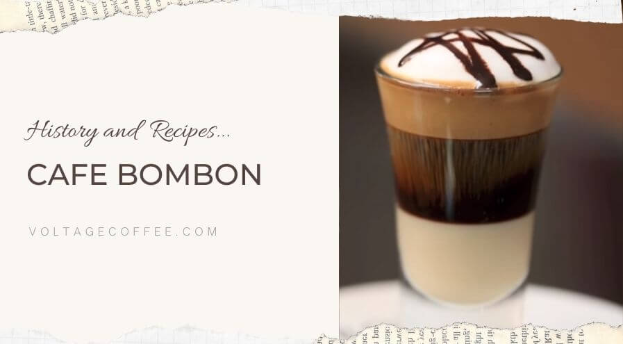 Cafe Bombon recipe and history featured image