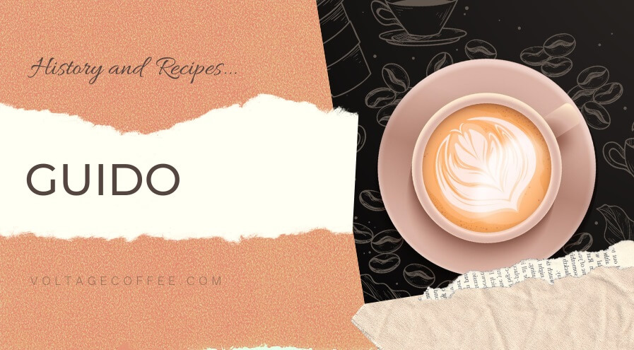 Guido coffee recipe and history featured image