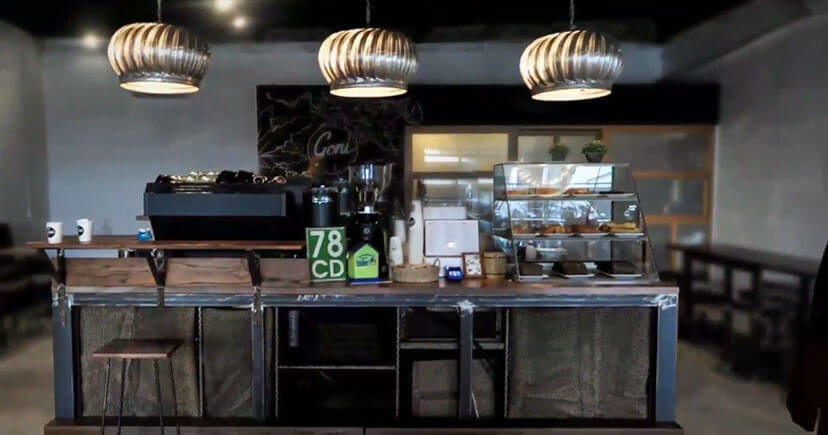 Kopi Tuku Coffee corner