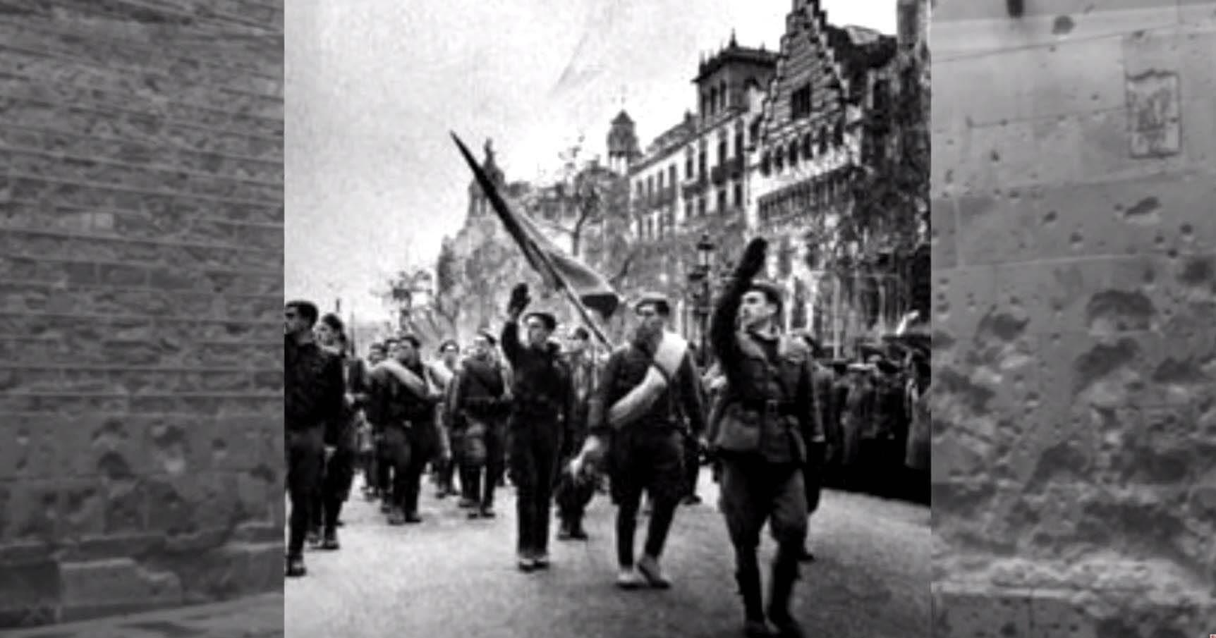 Civil War in Spain in 1965