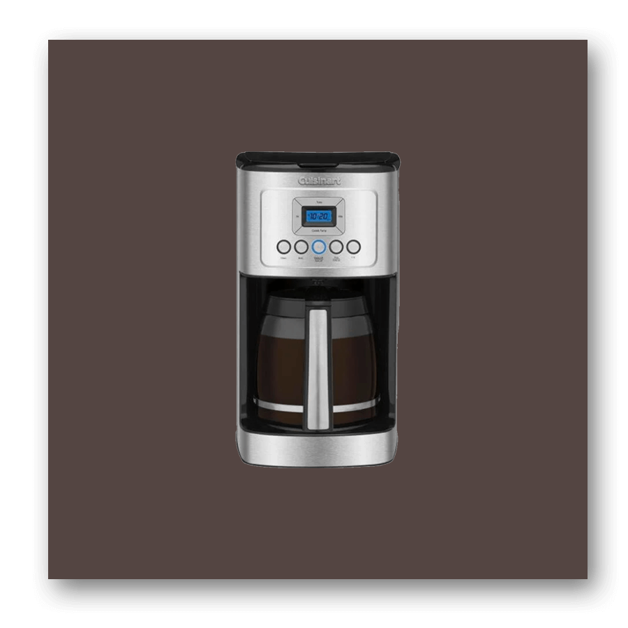 Cuisinart Perfect Temp Coffee Maker product image