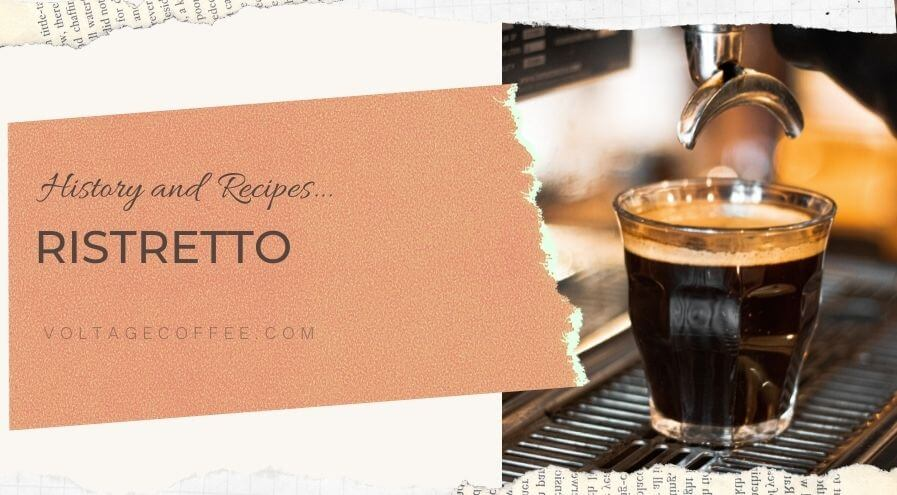 Ristretto recipe and history featured image