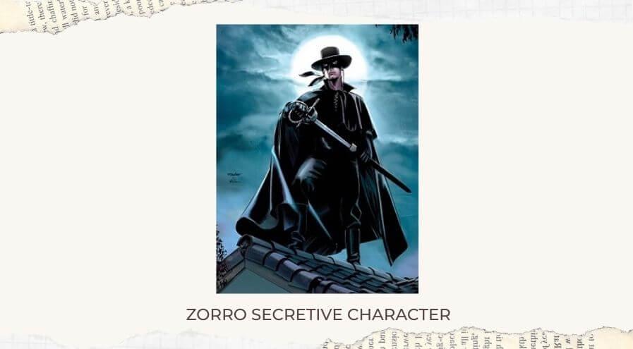 Zorro Character